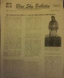 Blue Sky Bulletin UNDP Mongolia 1997 to 1999: Internal Newsletter of UNDP's Partnership for Progress in Mongolia