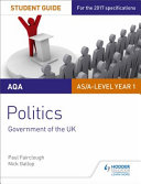 AQA AS/A-Level Politics