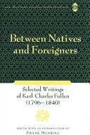 Pdf Between Natives and Foreigners