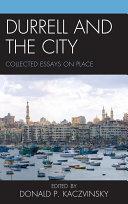 Durrell and the City Pdf/ePub eBook