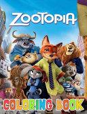 Zootopia Coloring Book