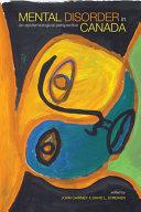 Mental Disorder in Canada