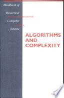 Handbook of Theoretical Computer Science  , Volume 1