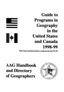 Association of American Geographers Directory of Geographers