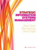 Strategic Information Systems Management