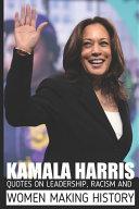 Kamala Harris Quotes
