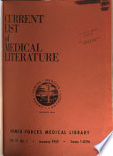 Current List of Medical Literature