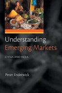 Understanding Emerging Markets Book
