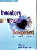 Inventory Management-principles and Practices.