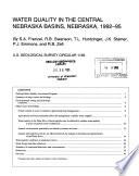 U S Geological Survey Circular Book