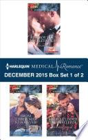 Harlequin Medical Romance December 2015 Box Set 1 Of 2