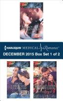 Harlequin Medical Romance December 2015 - Box Set 1 of 2