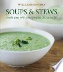 Williams Sonoma Mastering  Soups   Stews Book
