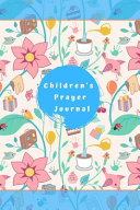 Children s Prayer Journal Book PDF