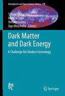 Dark Matter And Dark Energy