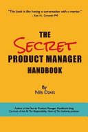 The Secret Product Manager Handbook Book PDF