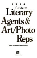 Guide To Literary Agents Art