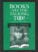 Books are for Talking  Too