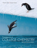 Foundations of College Chemistry, Alternate