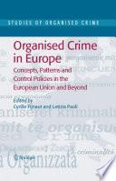 Organised Crime In Europe