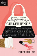 The One Year Book of Inspiration for Girlfriends