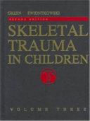 Skeletal Trauma in Children