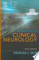 Introduction To Clinical Neurology Book PDF