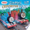Thomas  Opposites Book