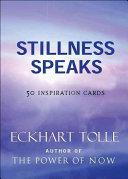 Stillness Speaks Inspiration Deck