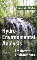 Hydro Environmental Analysis