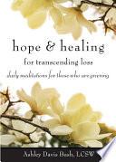 Hope   Healing for Transcending Loss