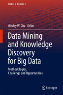 Data Mining and Knowledge Discovery for Big Data [Pdf/ePub] eBook