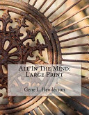 All in the Mind ebook