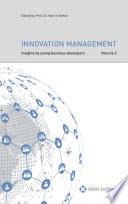 Innovation Management Book