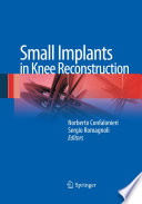 Small Implants in Knee Reconstruction Book