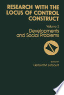 Developments and Social Problems