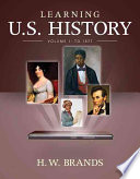 Revel for Learning U.S. History, Semester 1 -- Access Card