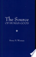 The Source Of Human Good