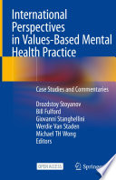 International Perspectives in Values Based Mental Health Practice