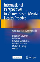 International Perspectives in Values-Based Mental Health Practice Pdf/ePub eBook