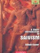 Read Online A Short Introduction to Saivism Epub