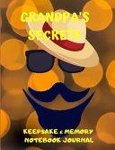 Grandpa s Secrets Keepsake   Memory Book Book PDF