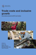 Trade Costs and Inclusive Growth