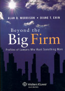 Beyond the Big Firm Pdf/ePub eBook