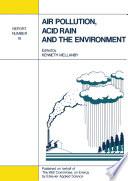 Air Pollution  Acid Rain and the Environment