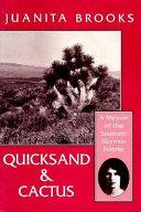 Quicksand and Cactus