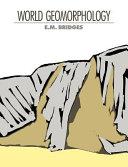 World Geomorphology ebook
