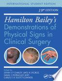Hamilton Bailey's Physical Signs