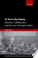 To Serve the Enemy Book PDF