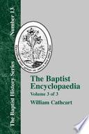 The Baptist Encyclopedia Vol 3
